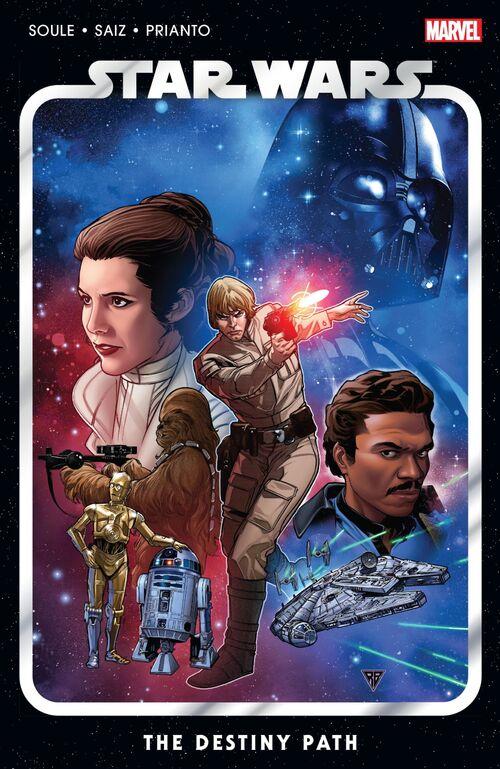 Star Wars TPB Vol 1: Destiny Path