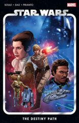 Star Wars TPB Vol 1: Destiny Path