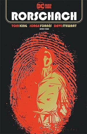 Rorschach #1 (Of 12) Cvr A Jorge Fornes