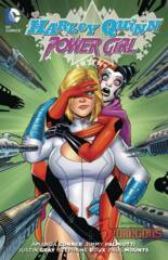 Harley Quinn and Power Girl TPB