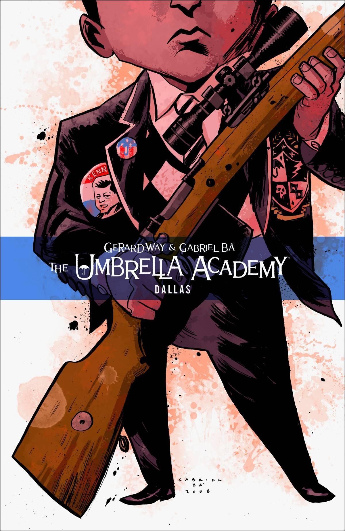 Umbrella Academy TPB Vol 02: Dallas