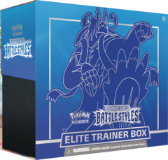 Sword & Shield - Battle Styles Blue Elite Trainer Box