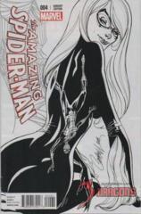 Amazing Spider-Man #4 J. Scott Campbell Sketch Variant