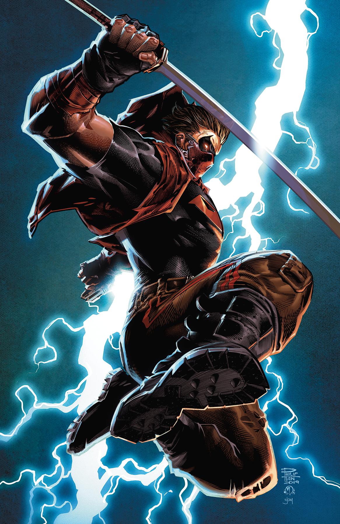 Red Hood Outlaw 37 Var Ed Yotv Dark Gifts Stl127482 Comics