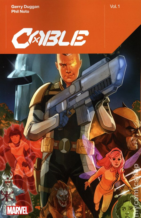 Cable By Gerry Duggan TPB Vol 1