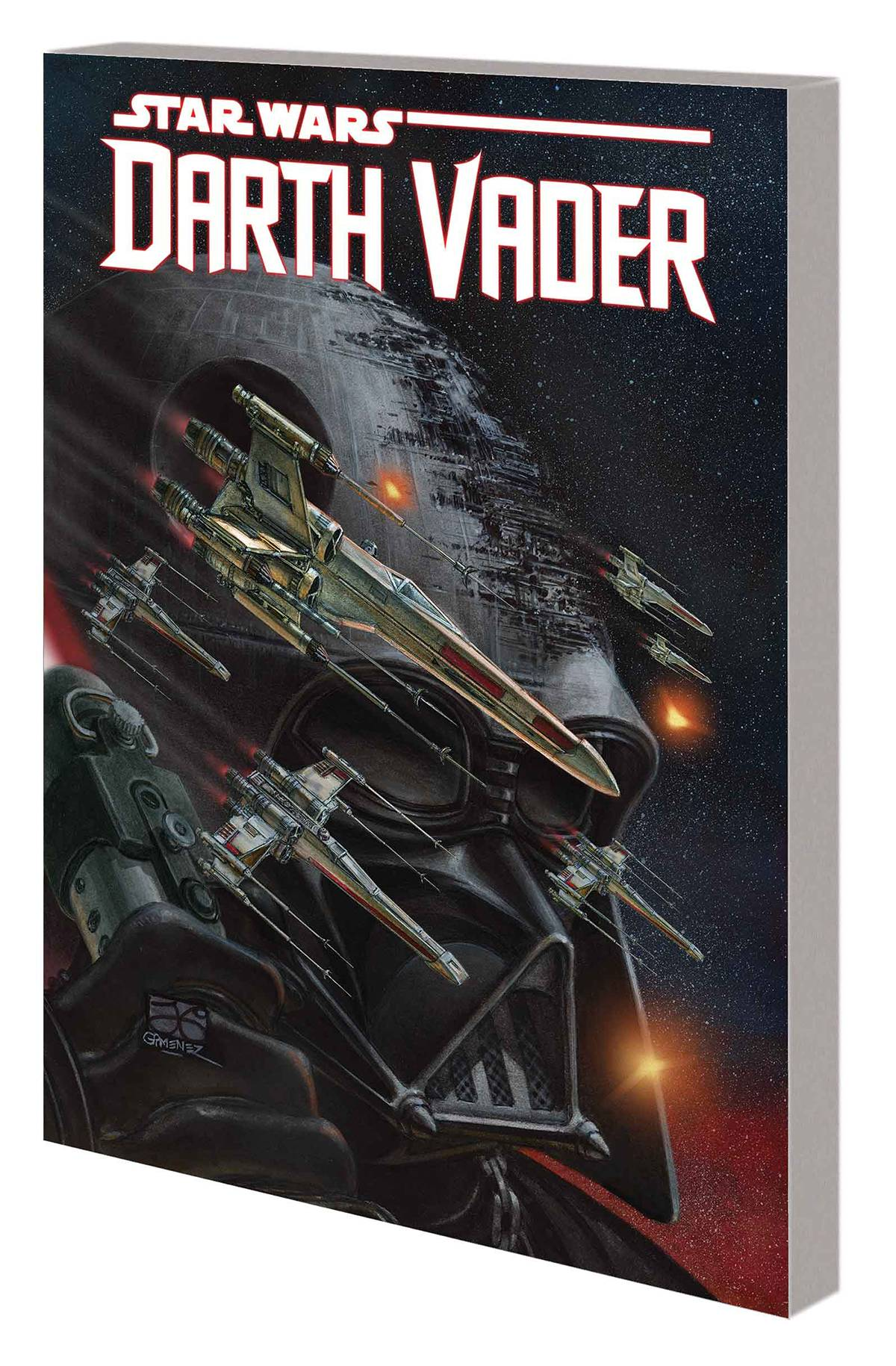 Darth Vader TPB Vol 4: End of Games