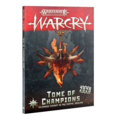 Warcry: Tome Of Champions 2020 (FR)