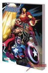 Avengers TPB Vol 1: Final Host