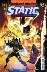 Static Season One #2 (Of 6) Cvr A Khary Randolph