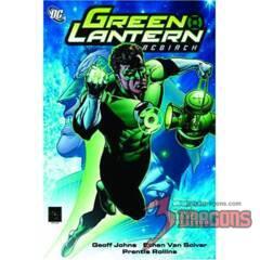 Green Lantern Rebirth TPB