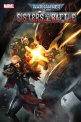 Warhammer 40K Sisters Battle #2 (Of 5)