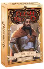 Flesh And Blood: Monarch Blitz Deck - Boltyn