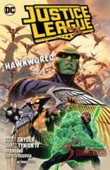 Justice League TPB Vol 3: Hawkworld