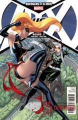 Avengers Vs X-Men #3 J. Scott Campbell Variant Cover
