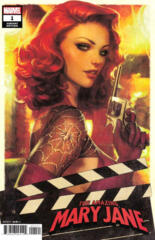 Amazing Mary Jane #1 Stanley Artgerm Lau Variant