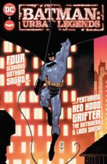 Batman Urban Legends #3 Cvr A John Romita Jr & Klaus Janson