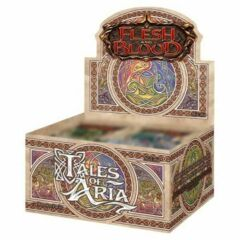 Flesh And Blood: Tales of Aria Unlimited Booster Box