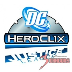 DC HeroClix: Justice League Unlimited Booster Brick