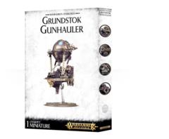 Grundstok Gunhauler