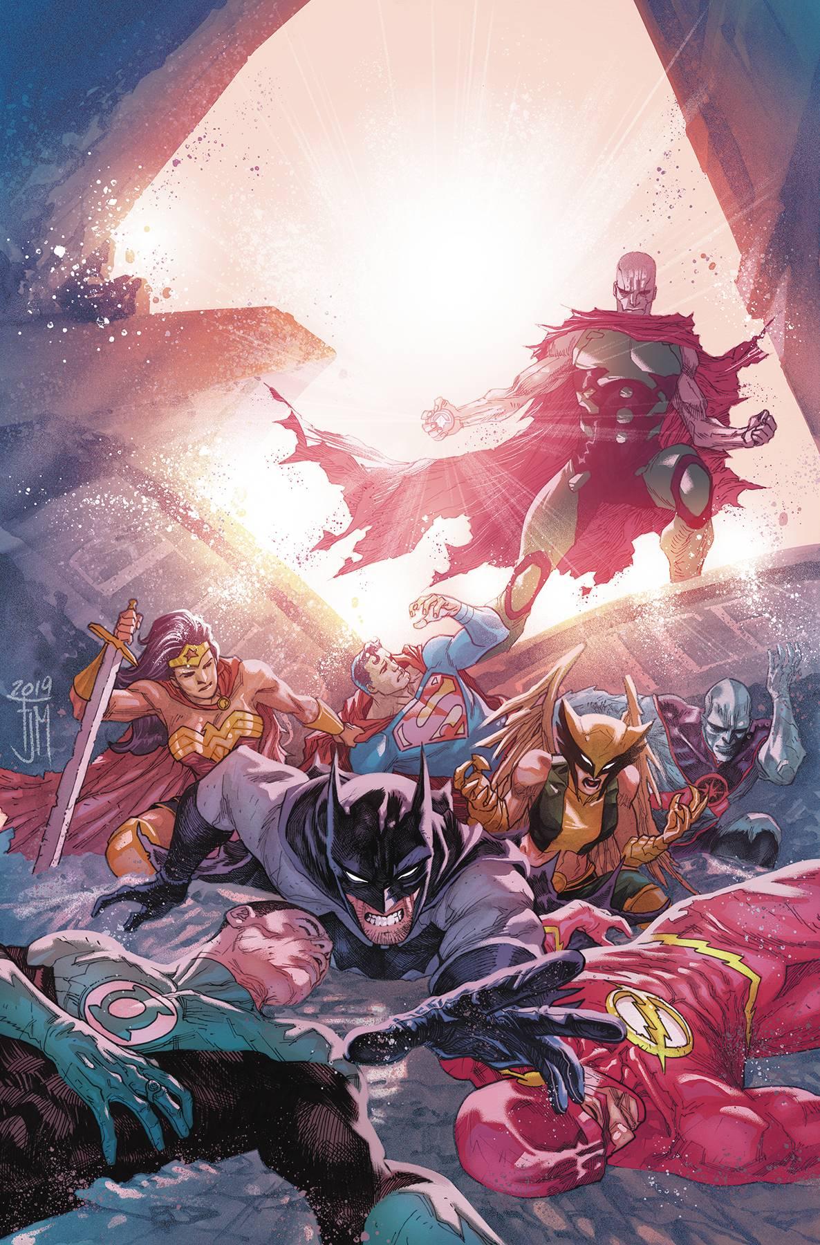 Justice League TPB Vol 5: Justice/ Doom War