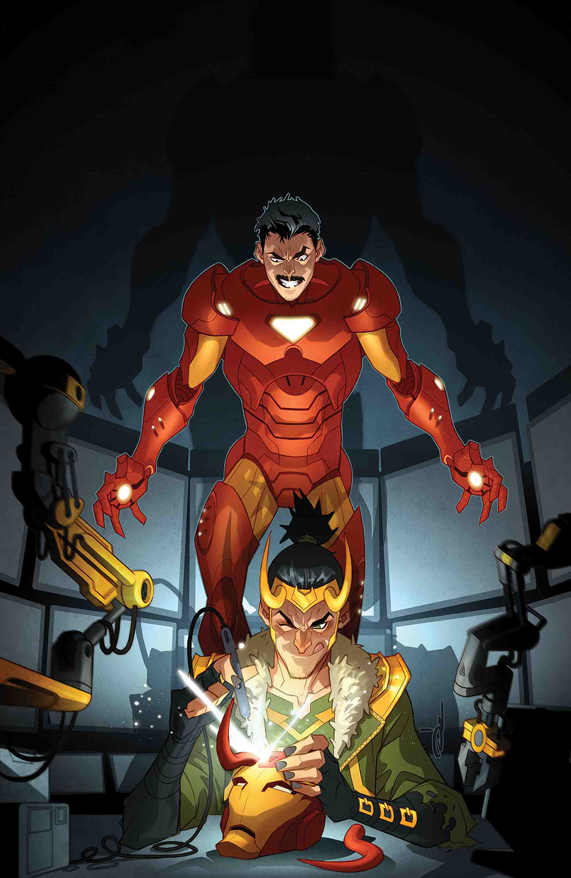 Loki #2 (STL126226) - Comics » Marvel Comics » Marvel Back