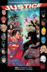 Justice League TPB Vol 7: Justice Lost