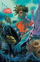 Aquaman The Becoming #1 (Of 6) Cvr C Inc 1:25 Francis Manapul Card Stock Var