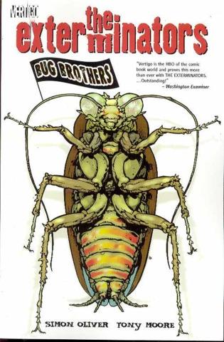 The Exterminators TPB Vol 1: Bug Brothers (MR)