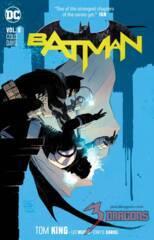 Batman TPB Vol 8: Cold Days (Rebirth)