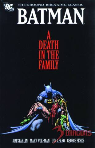 Batman: A Death in the Family TPB