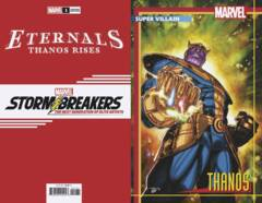 Eternals Thanos Rises #1 Coello Stormbreakers Var