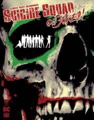Suicide Squad Get Joker #2 (Of 3) Cvr B Jorge Fornes Var (Mr)
