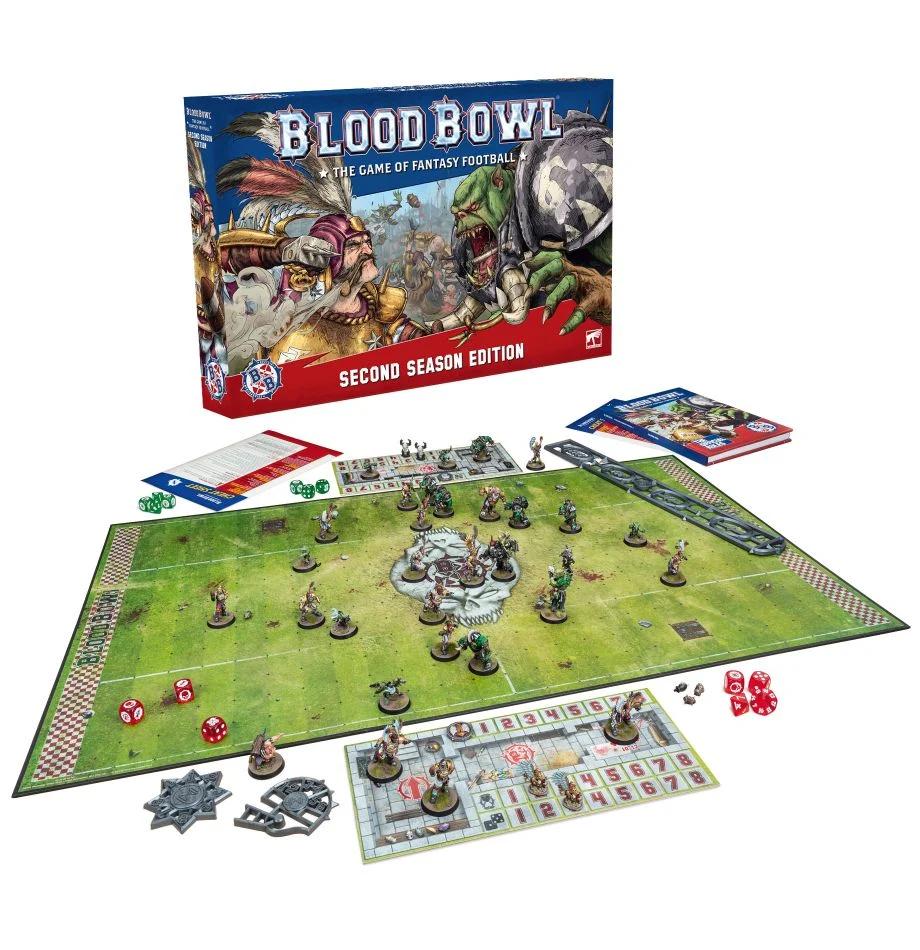 Blood Bowl: Second Season Edition (FR)