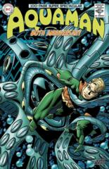 Aquaman 80Th Anniversary 100-Page Super Spectacular #1 (One Shot) Cvr D Walter Simonson 1960S Var