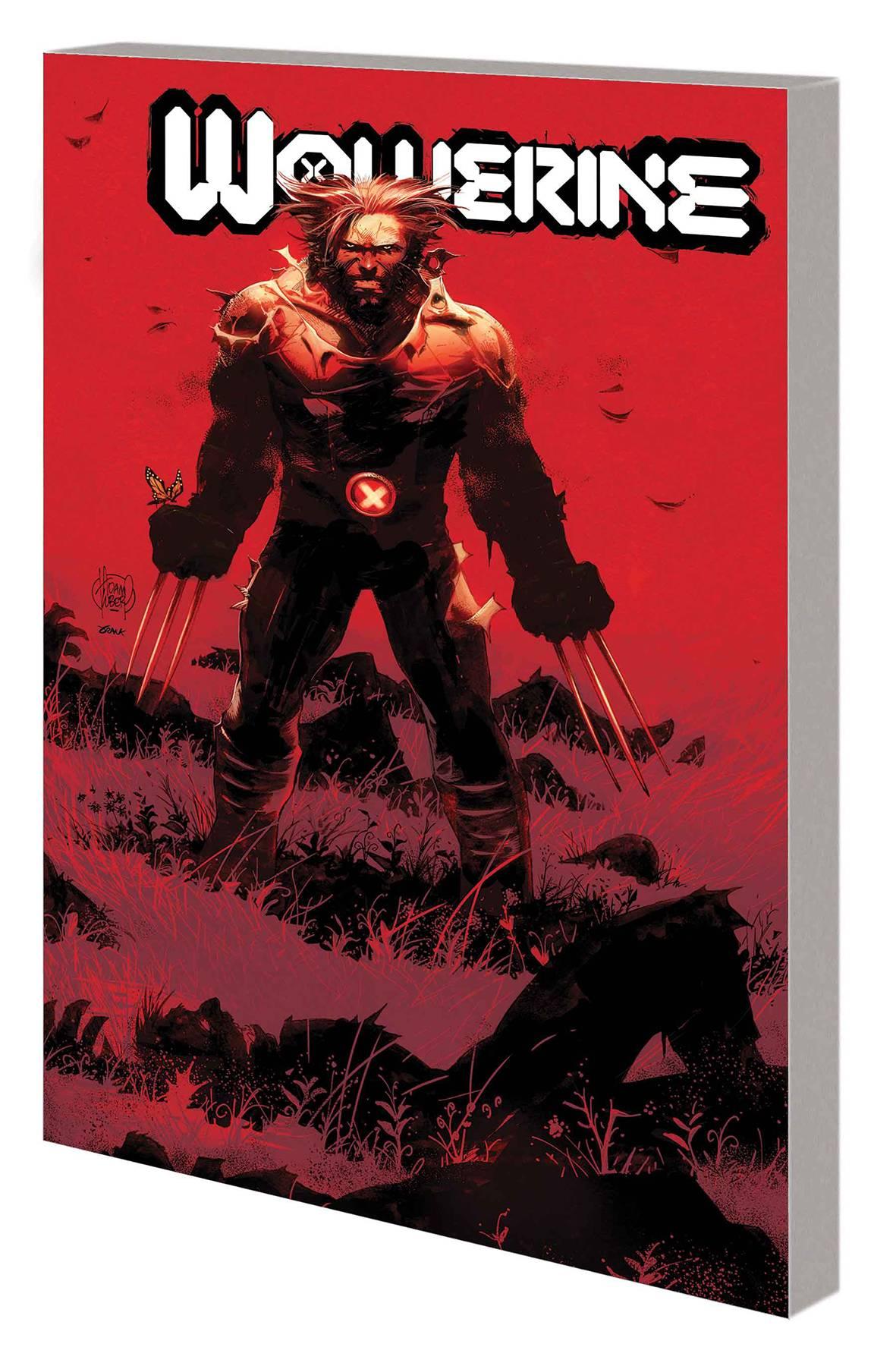 Wolverine By Benjamin Percy TPB Vol 1