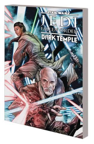 Star Wars Jedi Fallen Order Dark Temple TPB