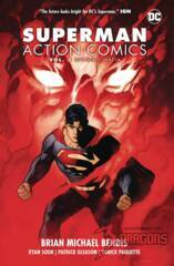 Action Comics TPB Vol 1: Invisible Mafia
