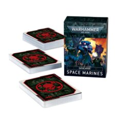 Datacards: Space Marines (FR)