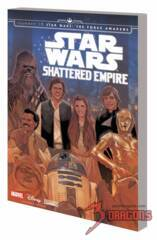 Star Wars Journey to The Force Awakens TPB: Shattered Empire