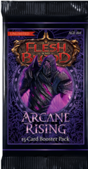 Flesh And Blood: Arcane Rising Unlimited Booster Pack