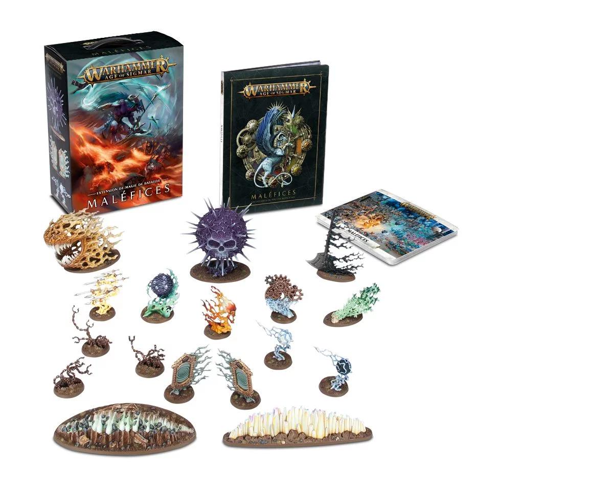 Warhammer Age of Sigmar: Malign Sorcery (FR)