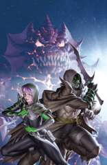 Power Rangers Unltd Heir To Darkness #1 Cvr B Connecting Yoo