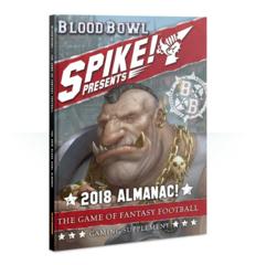 Blood Bowl - The 2018 Blood Bowl Almanac (FR)