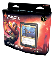 Commander Legends Deck: Arm For Battle