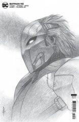 Batman #110 Inc 1:25 Riccardo Federici Card Stock Var