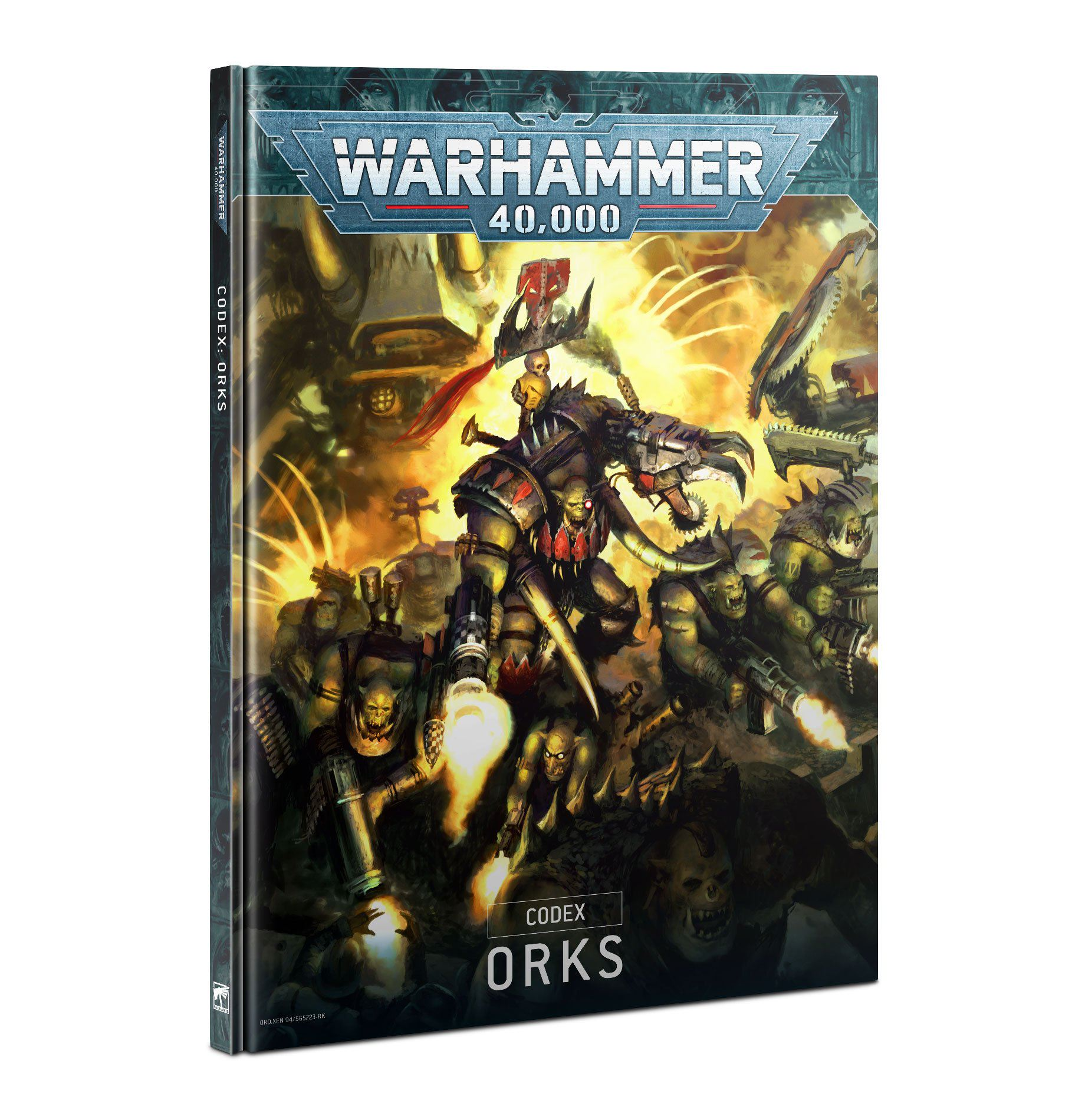 Codex: Orks (FR)