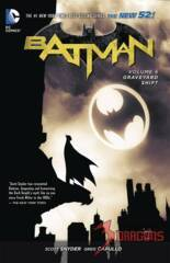 Batman TPB Vol 6: Graveyard Shift (New 52)