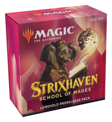 Strixhaven: School of Mages Lorehold Prerelease Pack