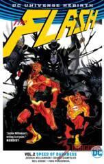 Flash TPB Vol.2: Speed of Darkness (Rebirth)
