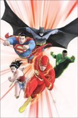 Justice League #47 Card Stock Mikel Janin Var Ed (STL153808)